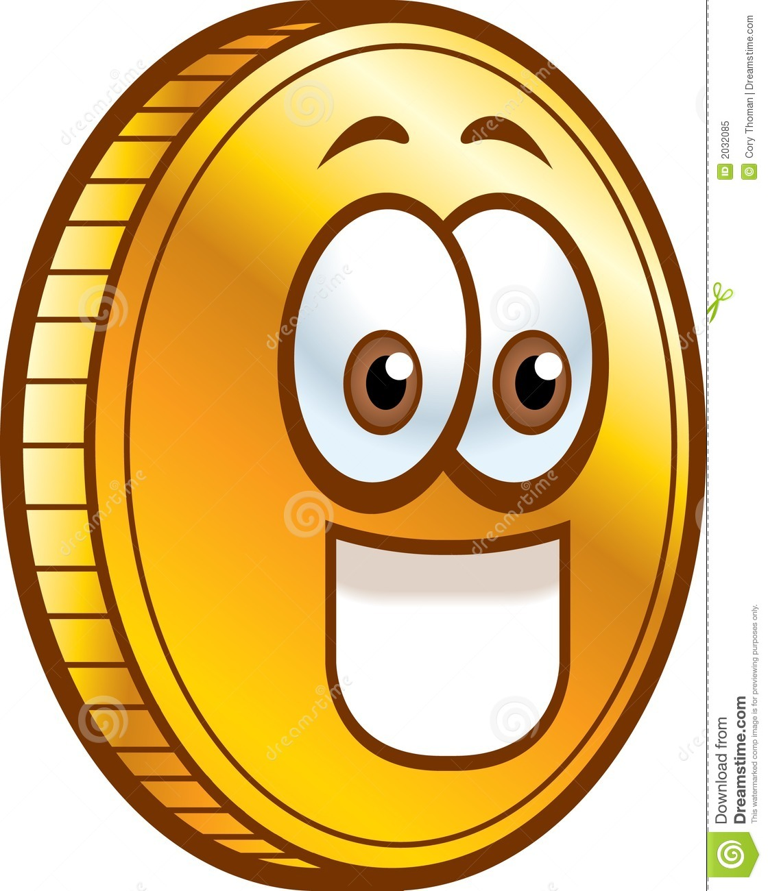 1120x1300 Coin Clipart Cartoon