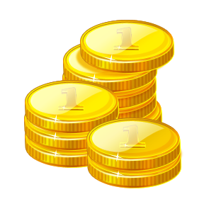 288x288 Coin Clip Art Free Clipart Images 2