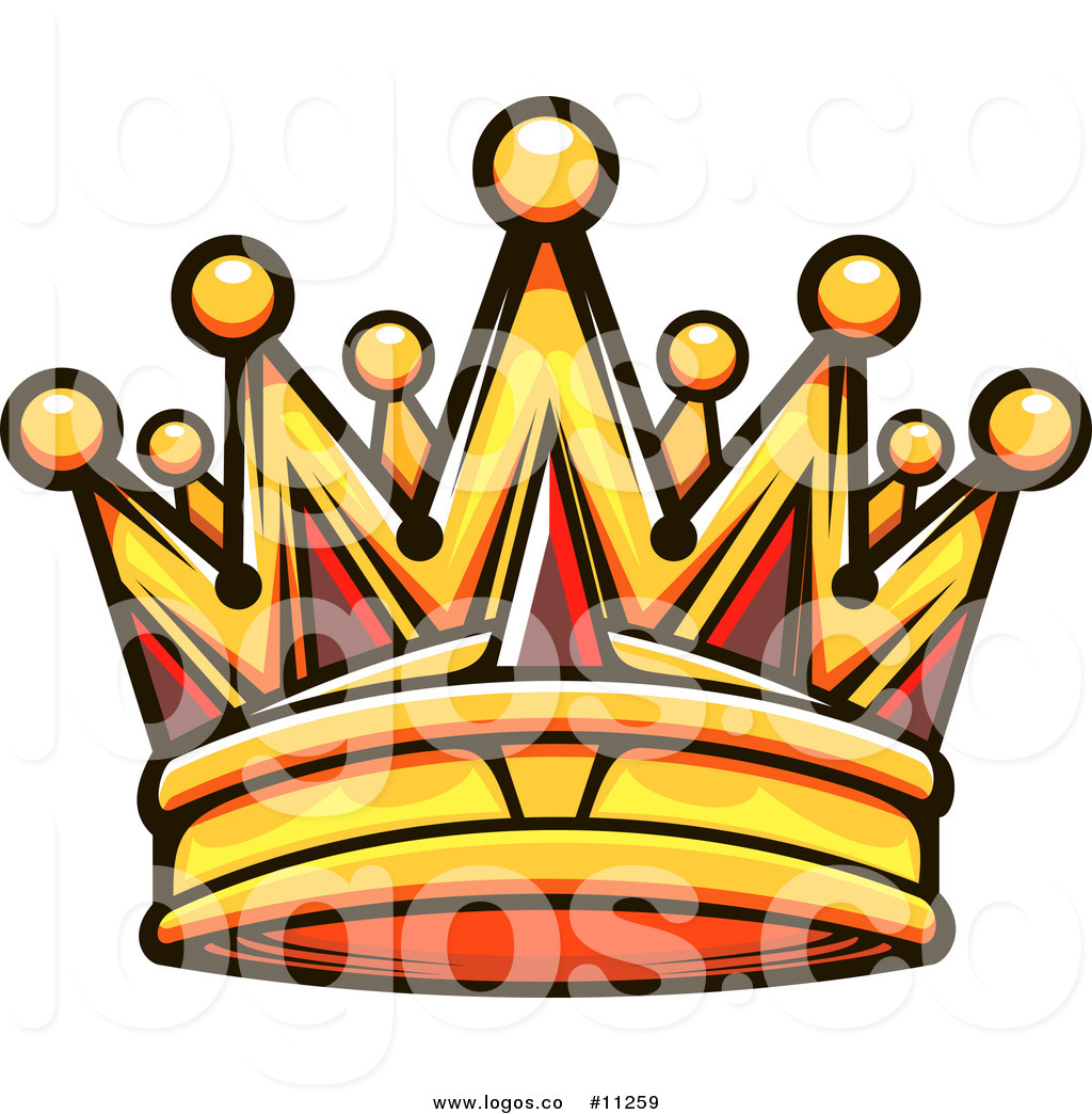 1024x1044 Royalty Free Clip Art Vector Gold Crown With Rubies Logo By Vector