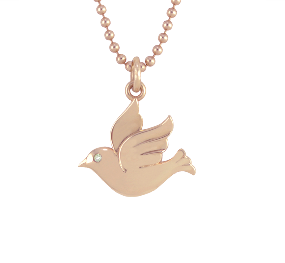 921x852 Dove Pendant Necklace Joely Rae Jewelry