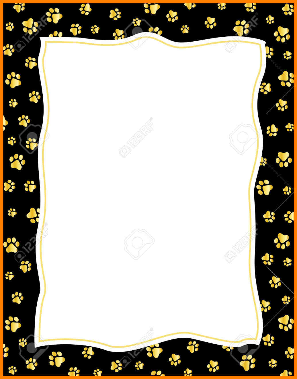 1036x1322 Picture Frame Page Border Choice Image