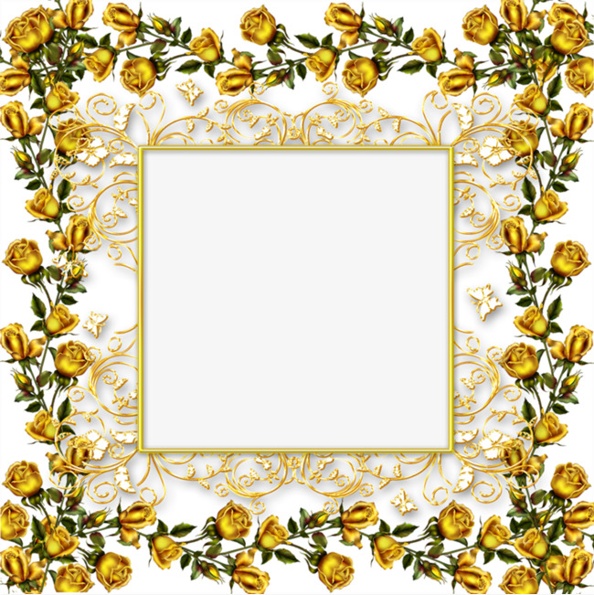 Gold Frame Border Free Download Best Gold Frame Border On