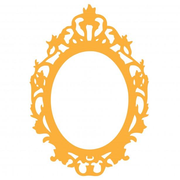 4b2881ab58d6 615x615 Oval Gold Frame Clip Art Clipart Panda