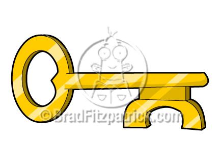 432x324 Cartoon Key Clip Art Key Clipart Graphics Vector Key Icon