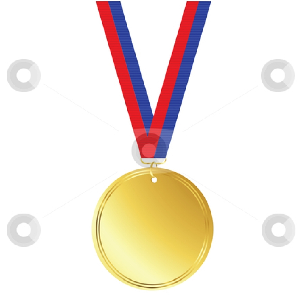 1024x1024 Free Gold Medal Clip Art Commercial Use Gold Medal Free Clipart