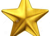 210x150 Clip Art Gold Star Clip Art