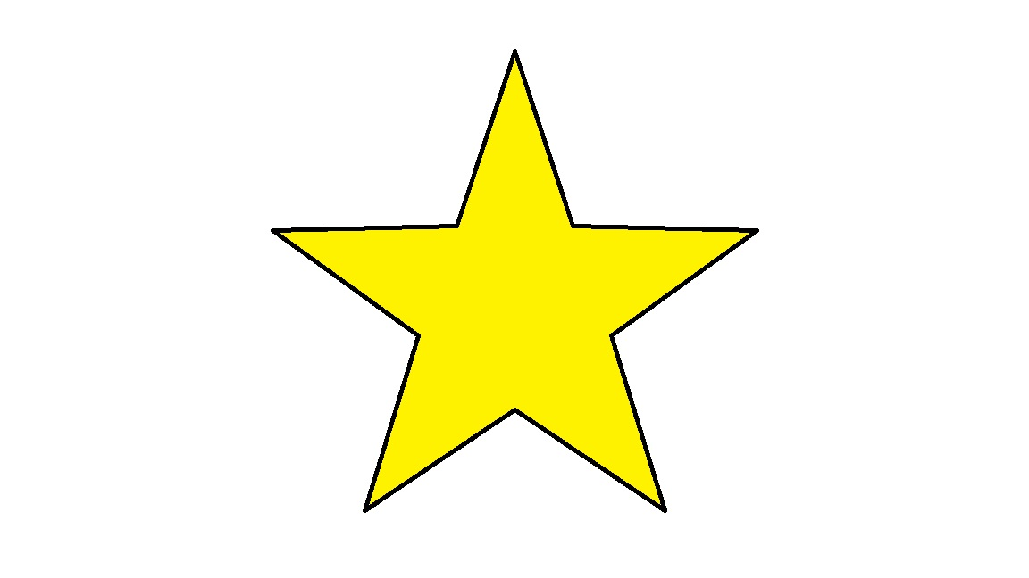 1152x648 Gold Star Clipart Free Images 5