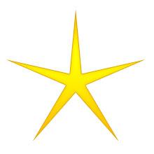 220x220 Top 83 Star Clip Art