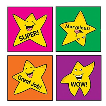Gold Star Good Job