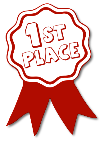 335x463 1st Place Medal Clipart 2140375