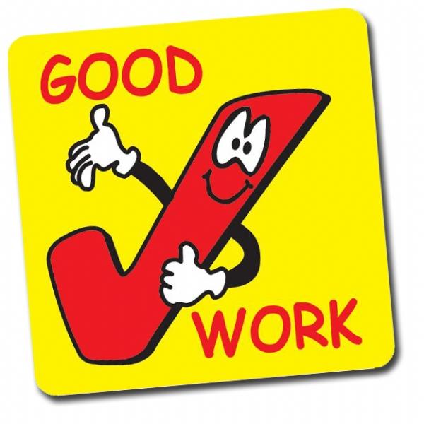 600x600 Job Sticker Clipart