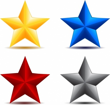 384x368 Gold Star Symbol Free Vector Download (21,705 Free Vector)