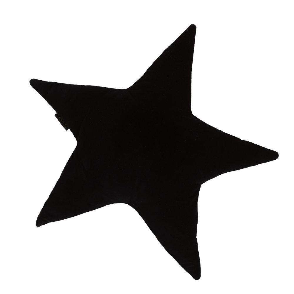 1000x1000 Gold Star Cushion Sarah Baily
