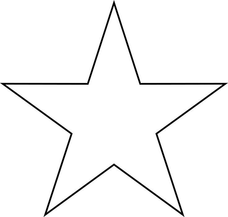 736x700 Gold Star Clipart No Background Free Images