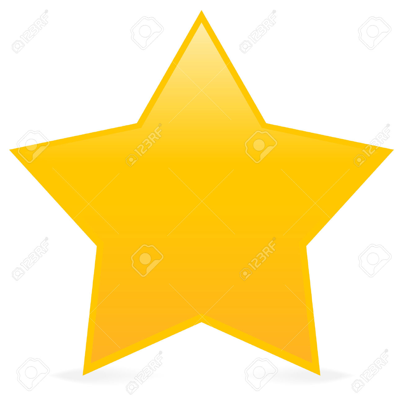 1300x1278 Gold Star Border Clipart Star Clipart Id 27870 Clipart Pictures