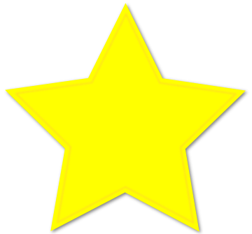 360x335 Amazing Gold Star Clip Art Yellow Stars Clipart Clipartsgram