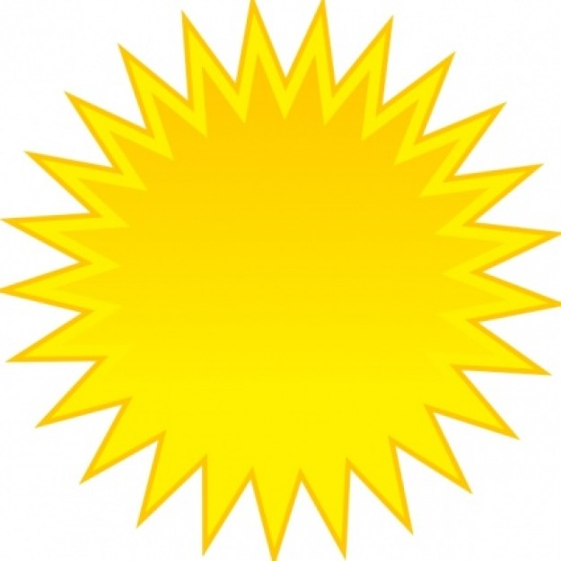 625x626 Star Clipart Banner