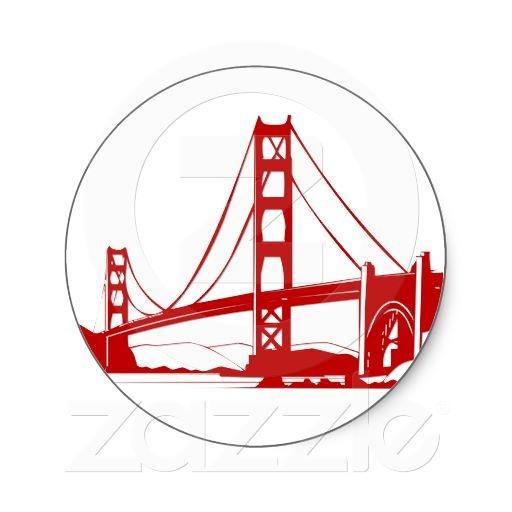 512x512 Bridge Clipart Golden State