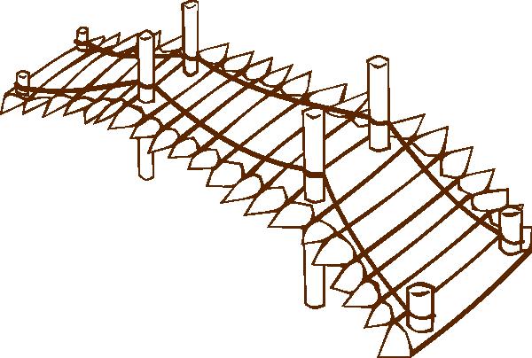 600x404 Image Of Bridges Clipart