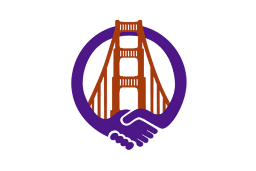 889x593 Thousands Of San Franciscans Form Human Chain Across Golden Gate