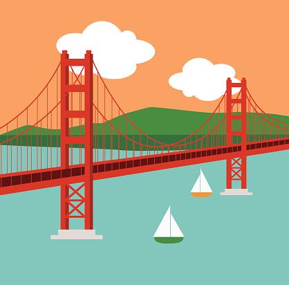 418x412 Bridge Clipart Golden Gate Bridge