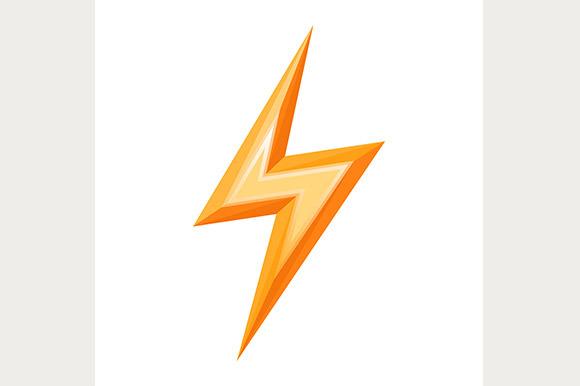 580x386 Graphics For 3d Lightning Bolt Graphics