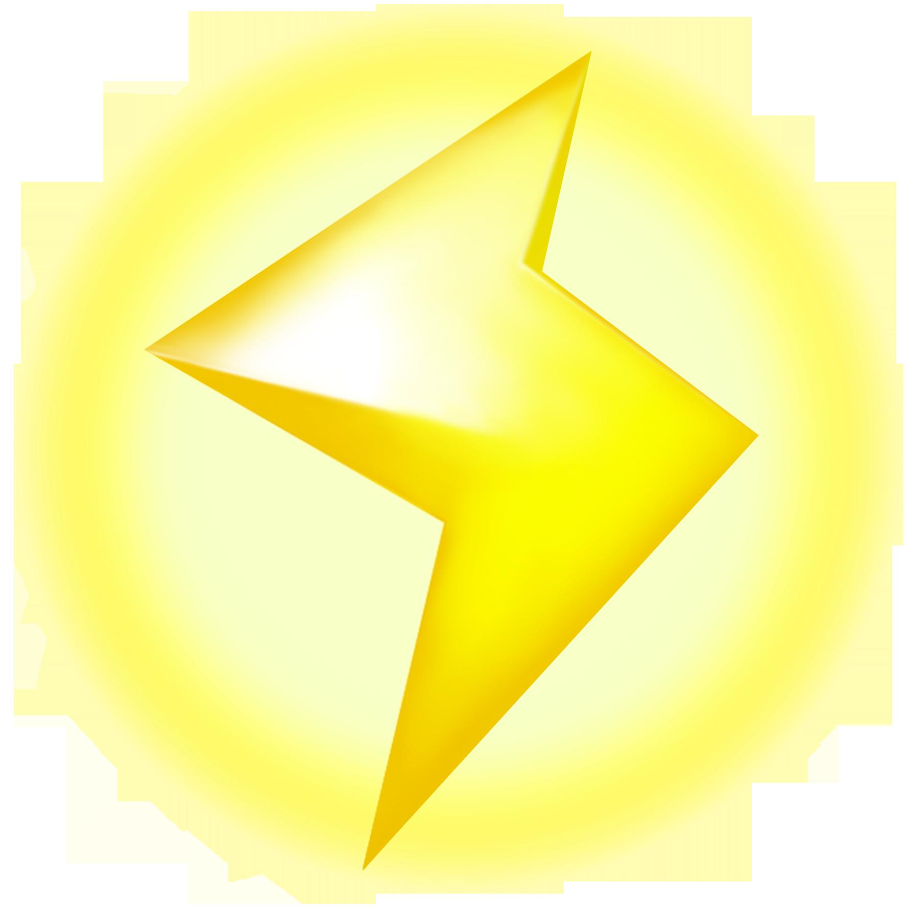 1780x1778 Lightning Bolt Fantendo