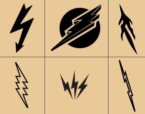 475x375 Best Lightning Bolt Logo Ideas Lightning Bolt
