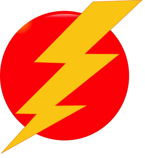 552x600 Lightning Bolt Logos Group