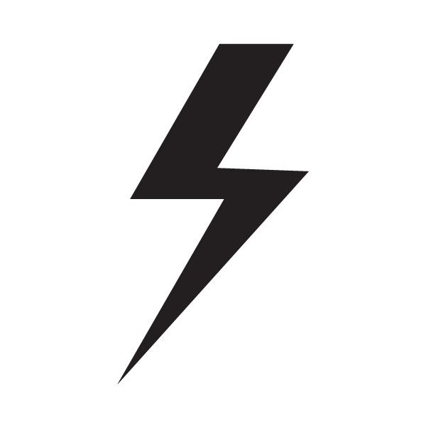 600x602 Lightning Bolt Pictures Clip Art Clipartfest