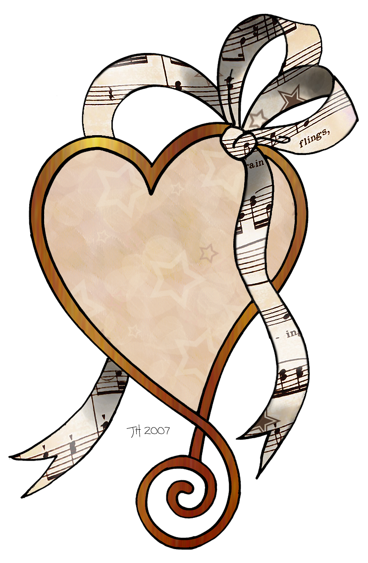 743x1137 Decoupage Love Heart Prints Clipart Panda