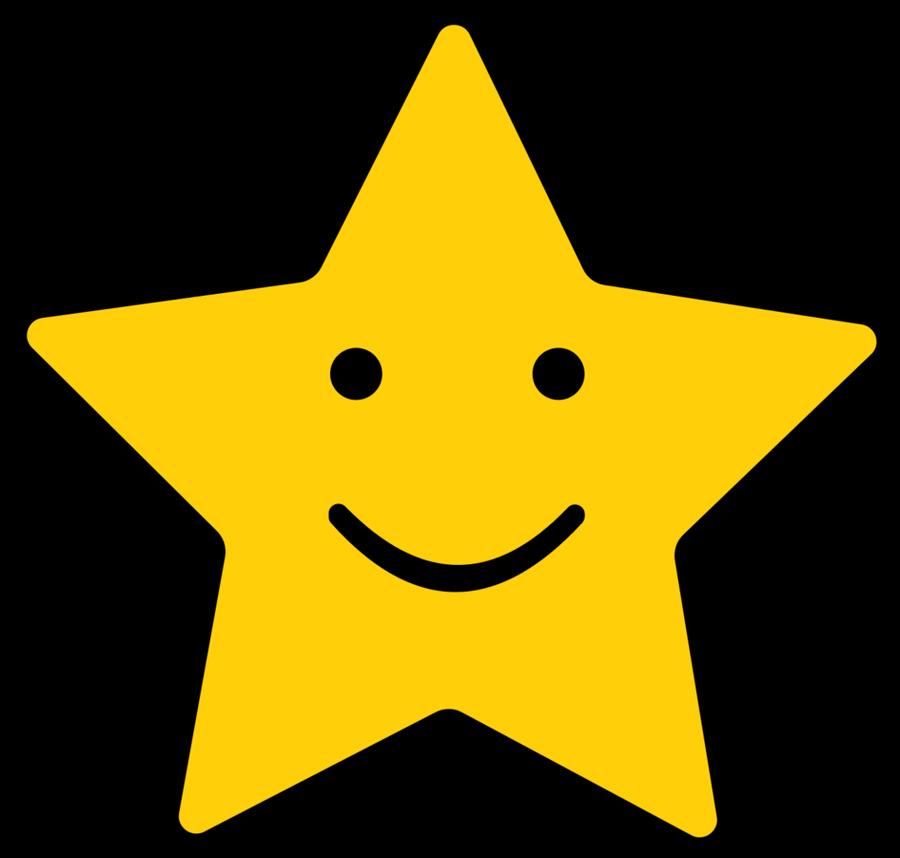 900x858 Cute Star Clipart