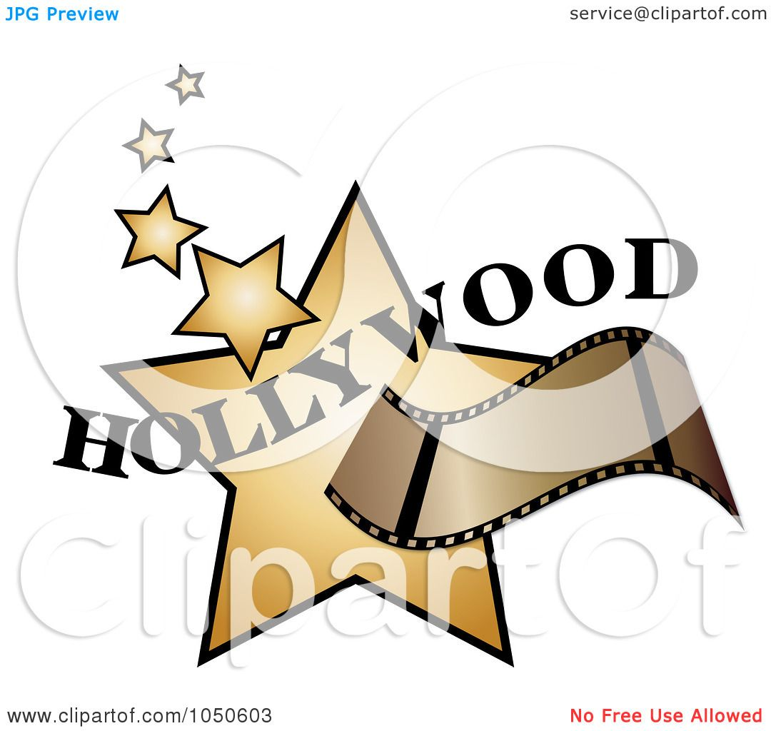 1080x1024 Royalty Free (Rf) Clip Art Illustration Of A Film Strip Over