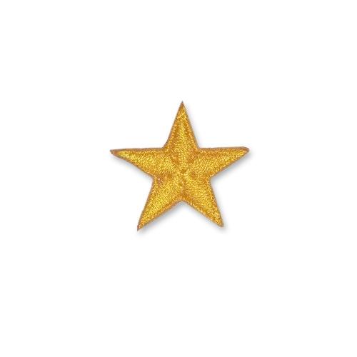 500x500 Gold Star Rank Patch