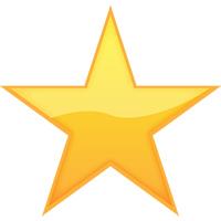 200x200 Christmas Star