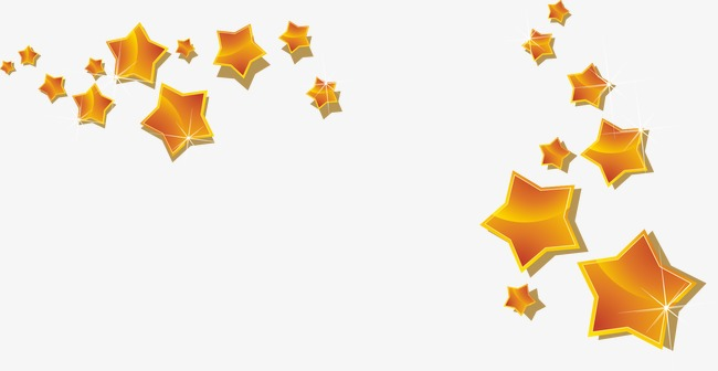 650x336 Gold Stars, Golden, Star, Fine Png And Vector For Free Download