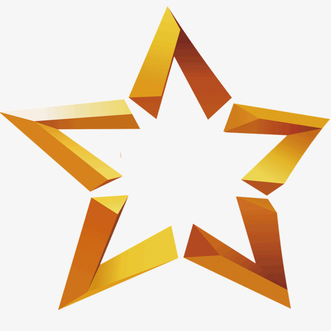 650x651 Five Star Stars, Star, Five Star, Golden Stars Png Image For Free