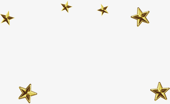 650x400 Gold Stars, Golden, Star, Free Pictures Png Image For Free Download