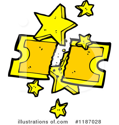 400x420 Golden Ticket Clipart
