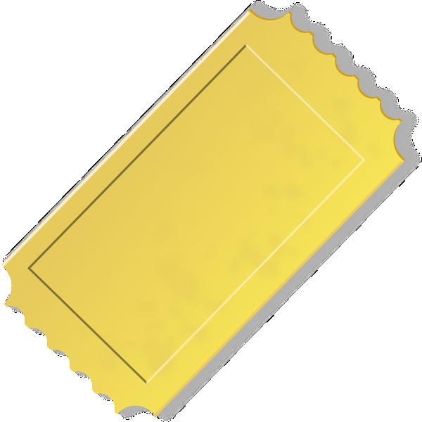 600x600 New Ticket Clip Art