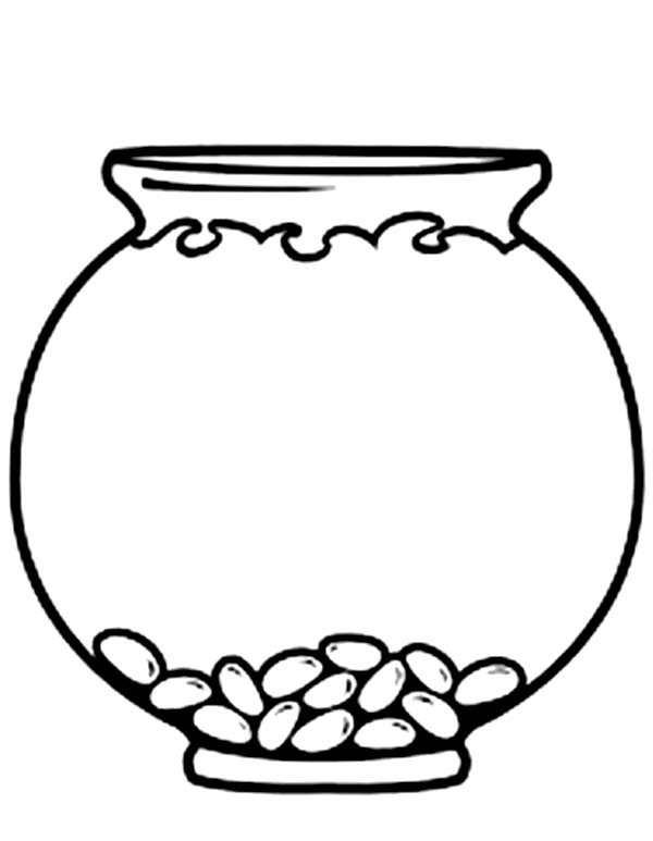Goldfish Bowl Clipart Free Download Best Goldfish Bowl Clipart On