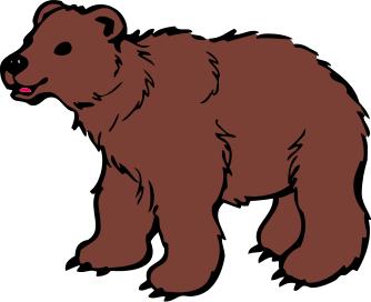 334x272 Bears Clip Art Download