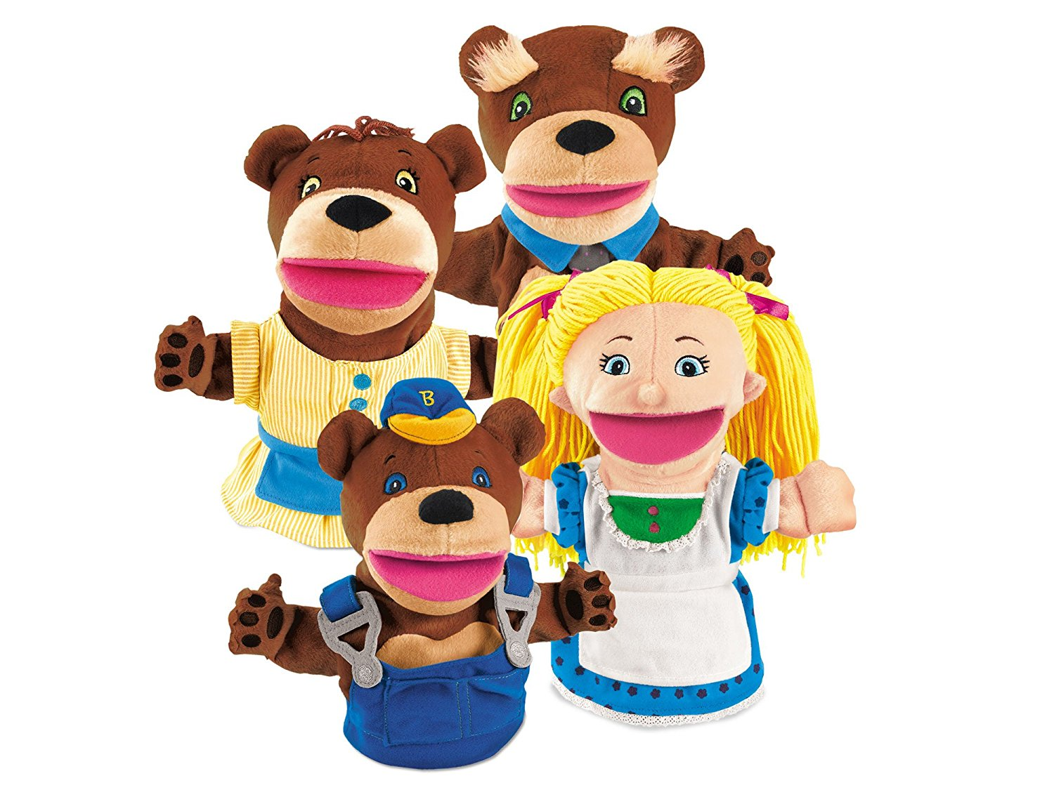 1500x1125 Lakeshore Goldilocks Amp The Three Bears Storytelling