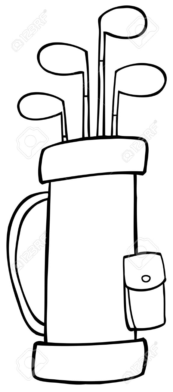 575x1300 Graphics For Golf Bag Clip Art Free Graphics