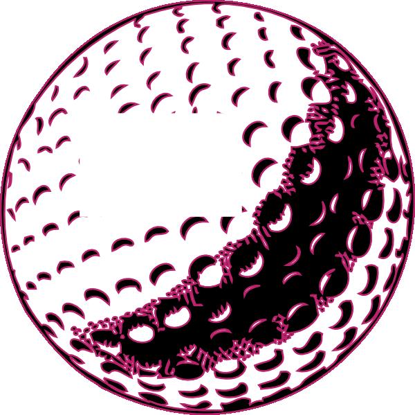 600x599 Golf Ball Clip Art Black And White Free Clipart 5