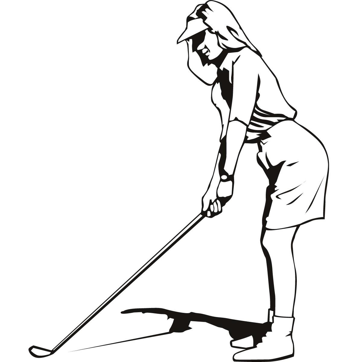 1200x1200 Golf Ball Funny Golf Clip Art Free Is Golfball Golfer Image