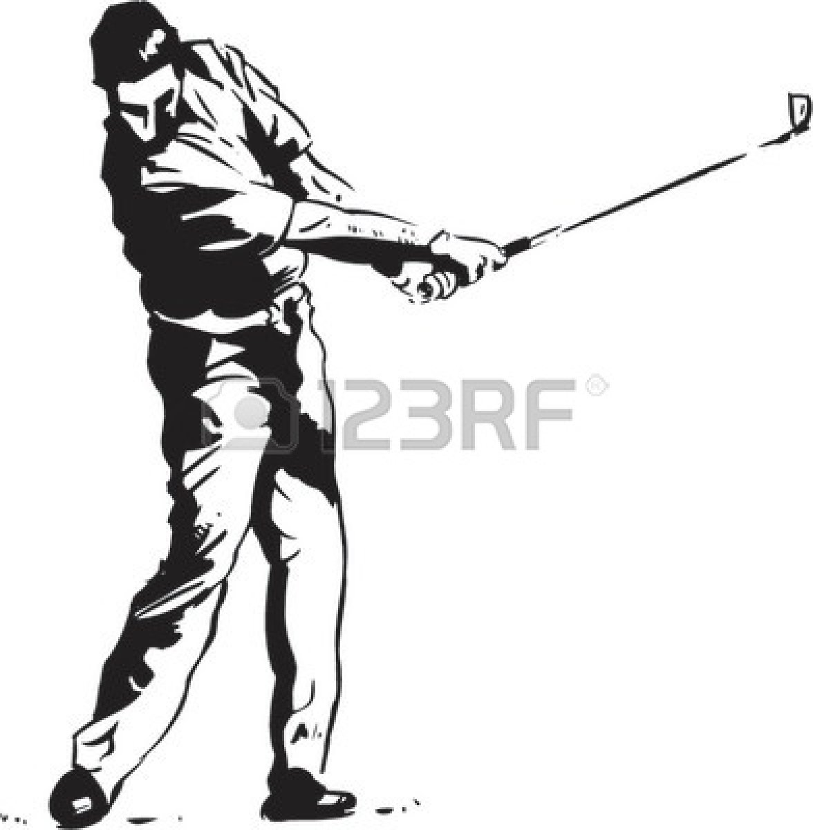 1176x1200 Golf Guy Clipart Collection