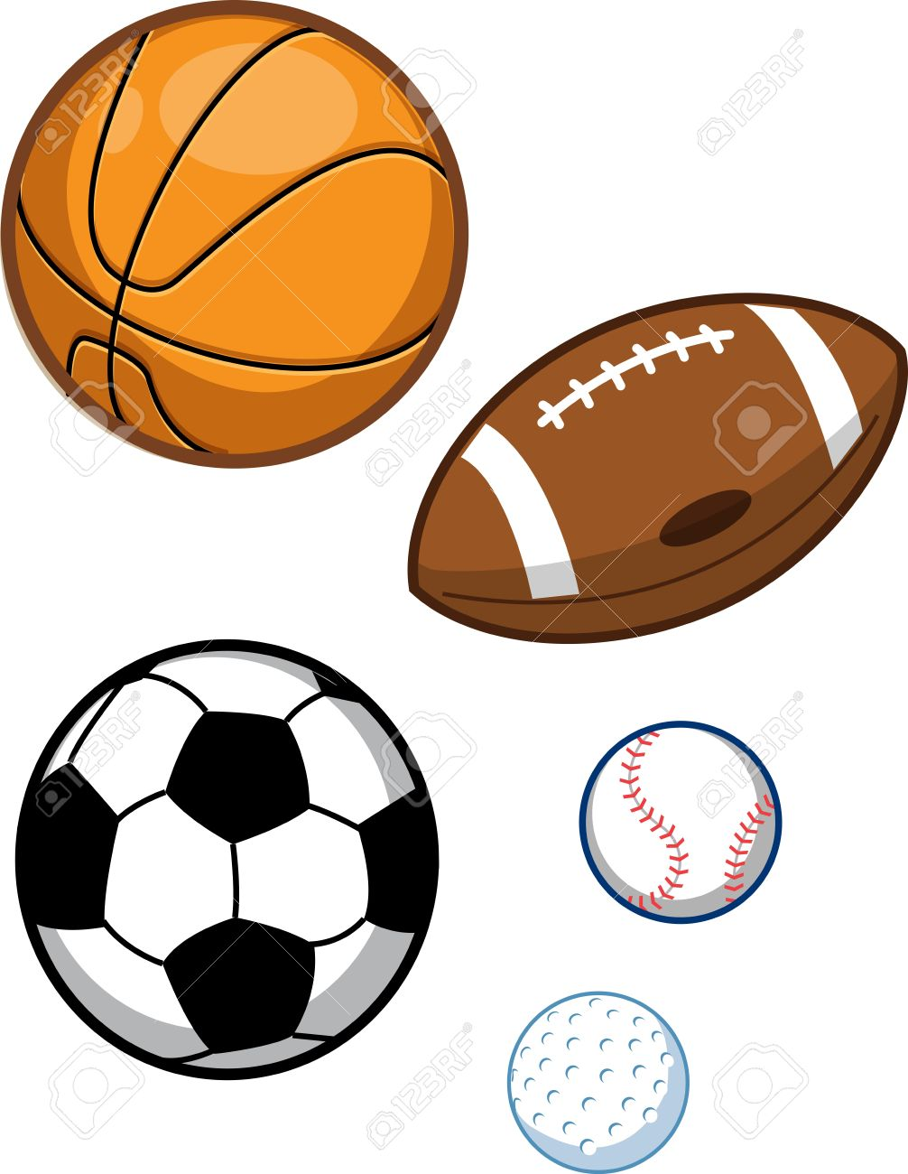 1006x1300 Golf Ball Clipart Sport Ball