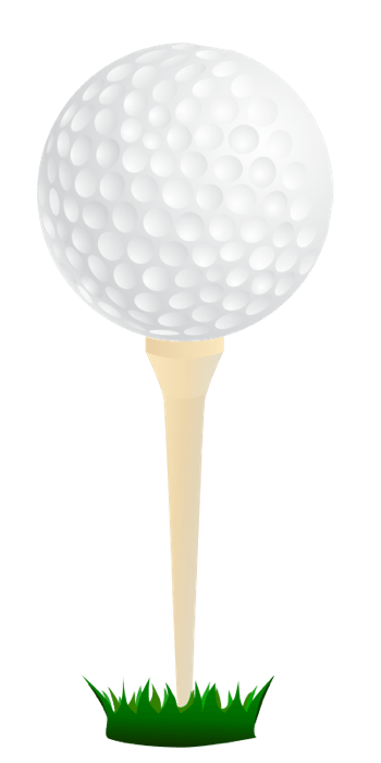 350x700 Golf Balls Cliparts 216737