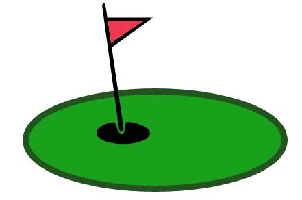 441x292 Golf Course Clipart Golf Tournament